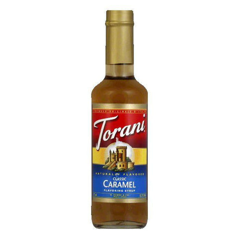 Torani Syrup Caramel, 12.7 FO (Pack of 4)