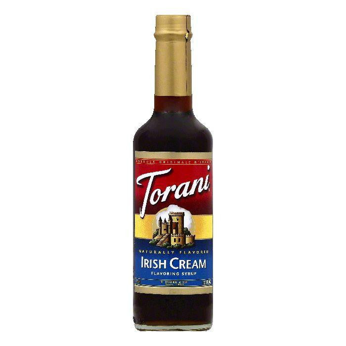 Torani Irish Cream Flavoring Syrup, 12.7 OZ (Pack of 6)