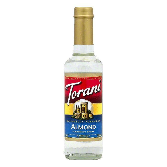 Torani Almond Flavoring Syrup, 12.7 OZ (Pack of 6)