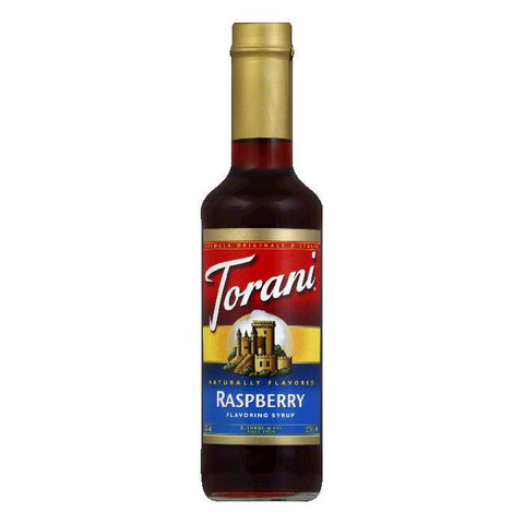 Torani Syrup Raspberry, 12.7 FO (Pack of 6)