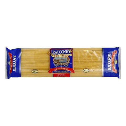 Racconto Spaghettini, 16 OZ (Pack of 20)