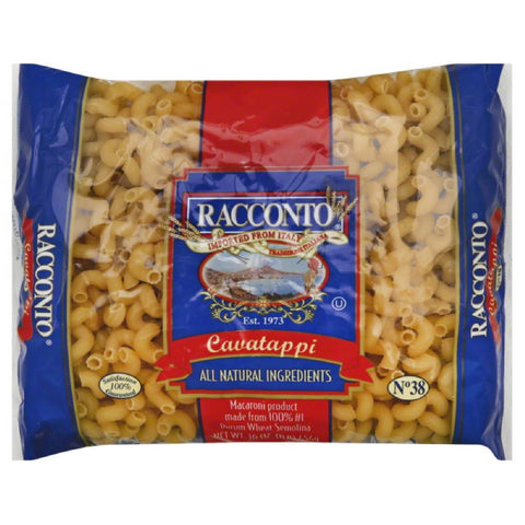 Racconto Cavatappi, 16 Oz (Pack of 20)
