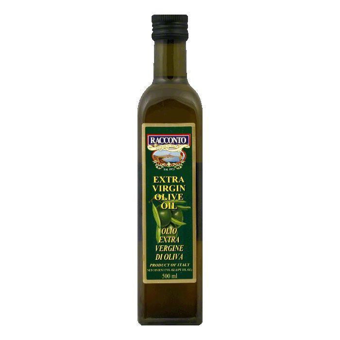 Racconto Olive Oil Extra Virgin, 16.9 FO (Pack of 12)