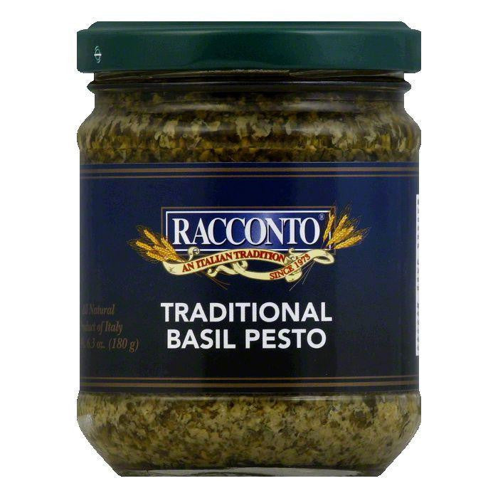 Racconto Pesto Traditional, 6.3 OZ (Pack of 6)