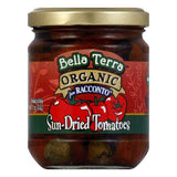 Bella Terra Sun-Dried Tomatoes Organic, 7.5 OZ (Pack of 6)
