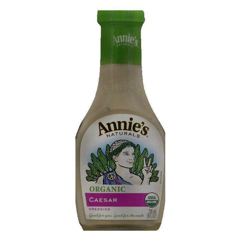 Annies Organic Caesar Dressing, 8 OZ (Pack of 6)
