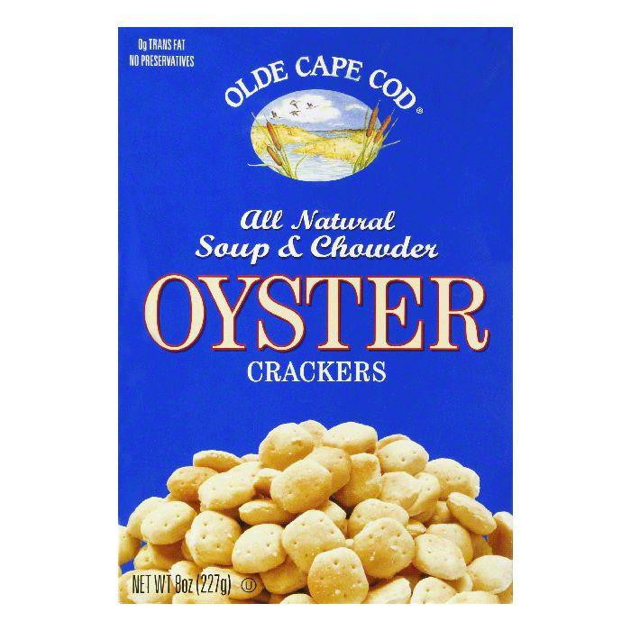 Olde Cape Cod Oyster Crackers, 8 OZ (Pack of 12)