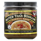 Better Than Bouillon Turkey Base, 8 OZ (Pack of 6)