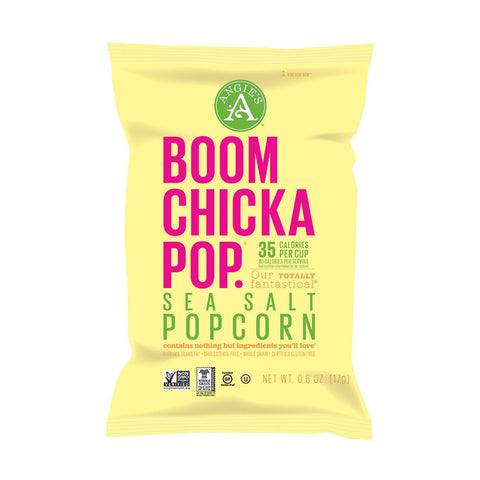 Angies Popcorn Boomchka, 0.6 OZ (Pack of 24)