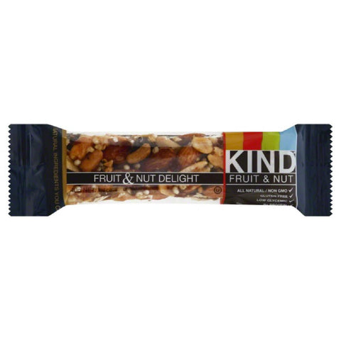 Kind Fruit & Nut Delight Fruit & Nut Bar, 1.4 Oz (Pack of 12)