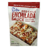 Frontera Pouch Mild Red Chile Enchilada Sauce, 8 OZ (Pack of 6)