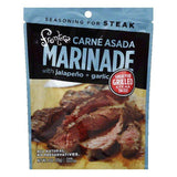 Frontera Pouch Carne Asada Marinade, 6 OZ (Pack of 6)