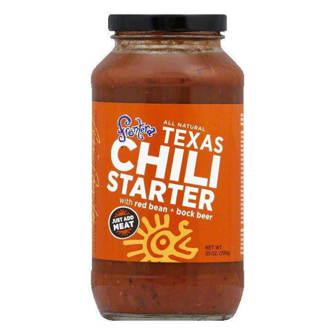 Frontera Texas Chili Starter, 24 OZ (Pack of 6)
