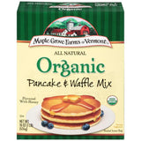Maple Grove Farms of Vermont Organic Pancake and Waffle Mix 1 lb. (Pack of 8)