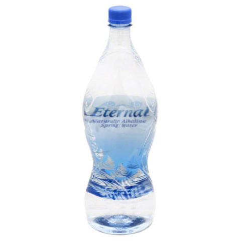 Eternal Naturally Alkaline Spring Water, 1.5 Lt (Pack of 12)