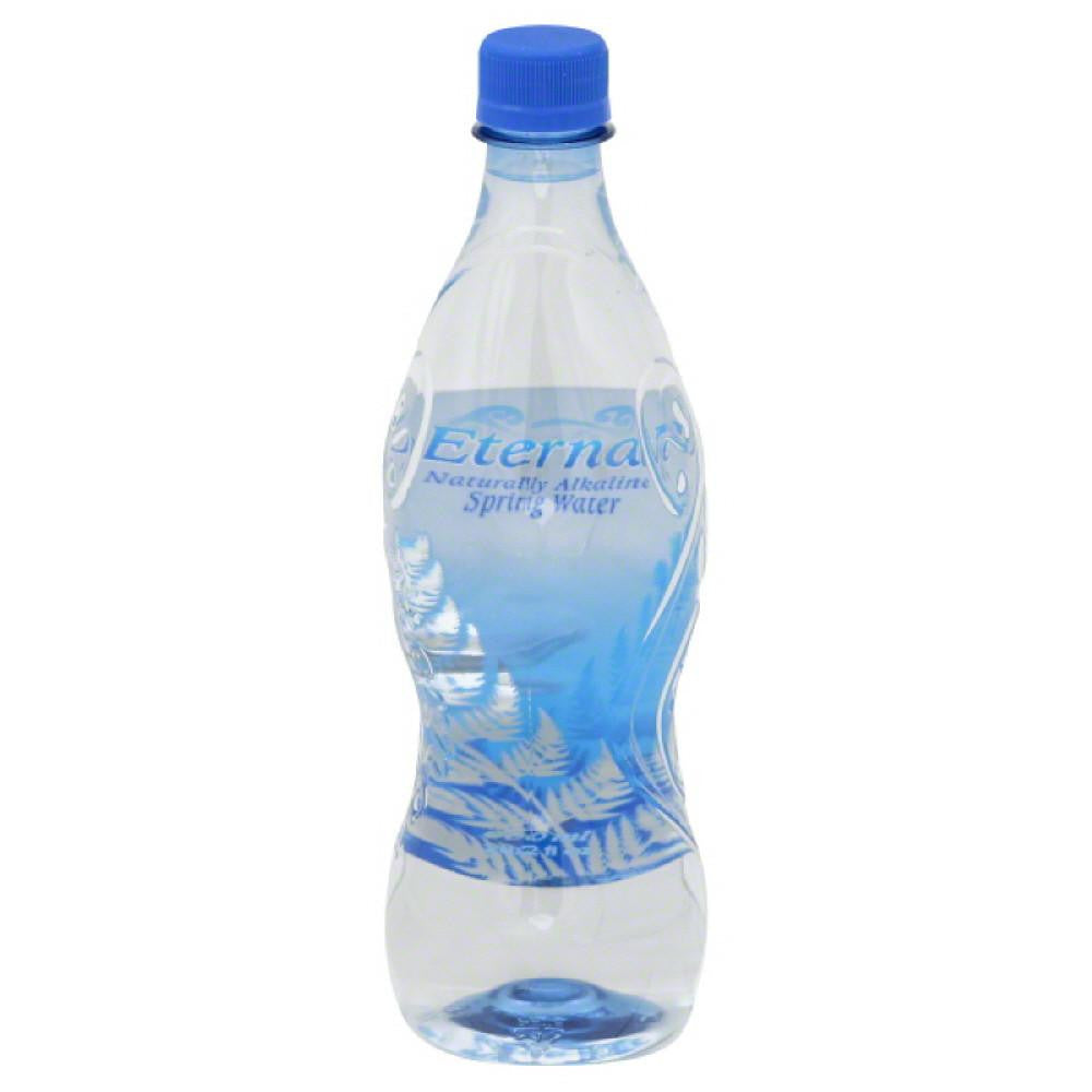 Eternal Naturally Alkaline Spring Water, 600 Ml (Pack of 24)