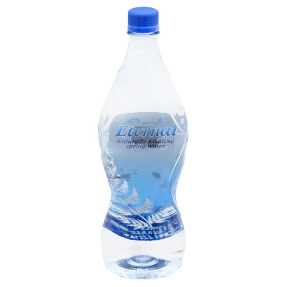 Eternal Naturally Alkaline Spring Water, 1 Lt (Pack of 12)