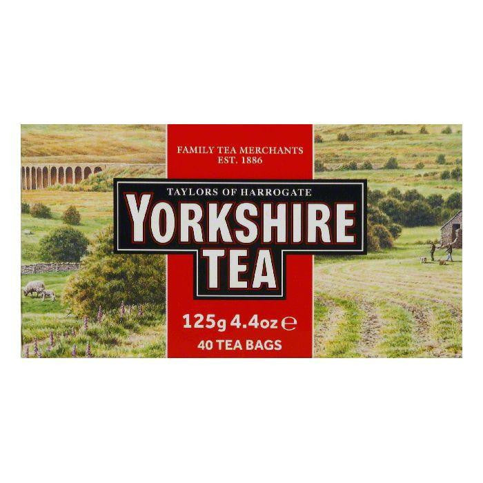 Taylors of Harrogate Yorkshire Red Tea, 40 BG (Pack of 5)