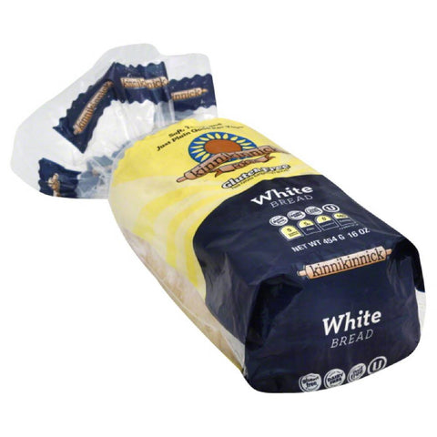 Kinnikinnick White Bread, 16 Oz (Pack of 6)