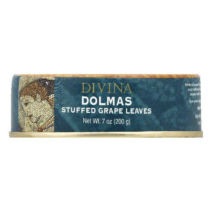 Divina Dolmas, 7 OZ (Pack of 12)