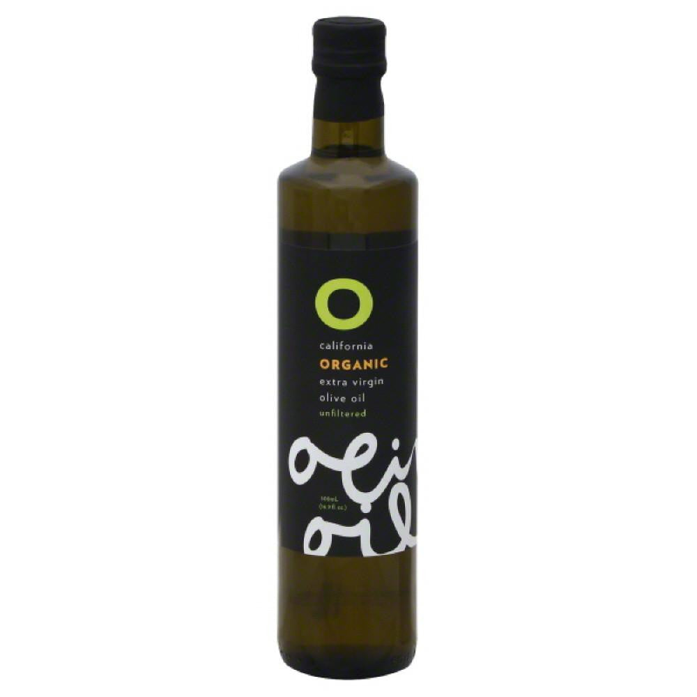 O Organic Extra Virgin California Olive Oil, 500 Ml (Pack of 6)