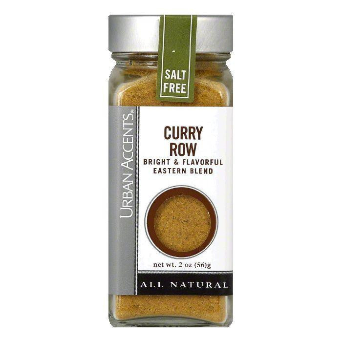 Urban Accents Curry Row Seasoning, 2 OZ (Pack of 4)