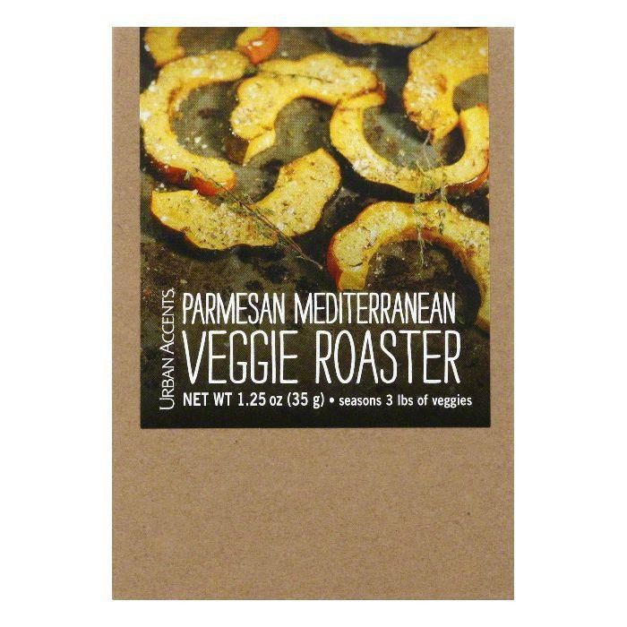 Urban Accents Parmesan Mediterranean Veggie Roaster, 1.25 Oz (Pack of 6)