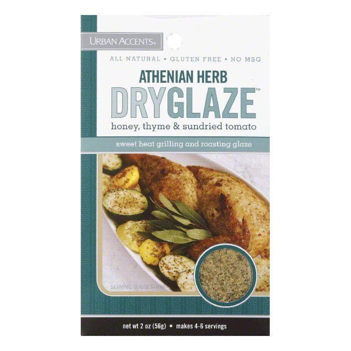 Urban Accents Athenian Herb Dryglaze Seasoning, 2 OZ (Pack of 6)