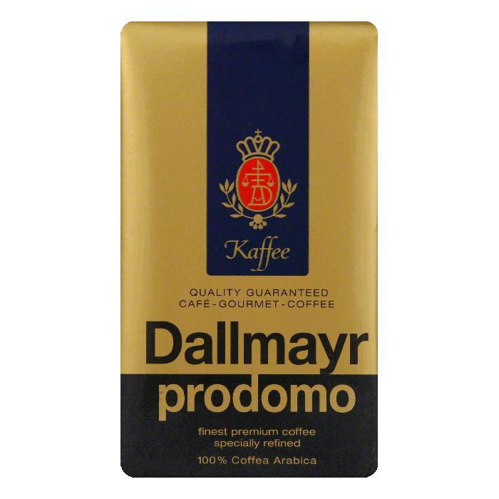 Dallmayr Prodomo Ground Coffee, 8.8 OZ (Pack of 12)