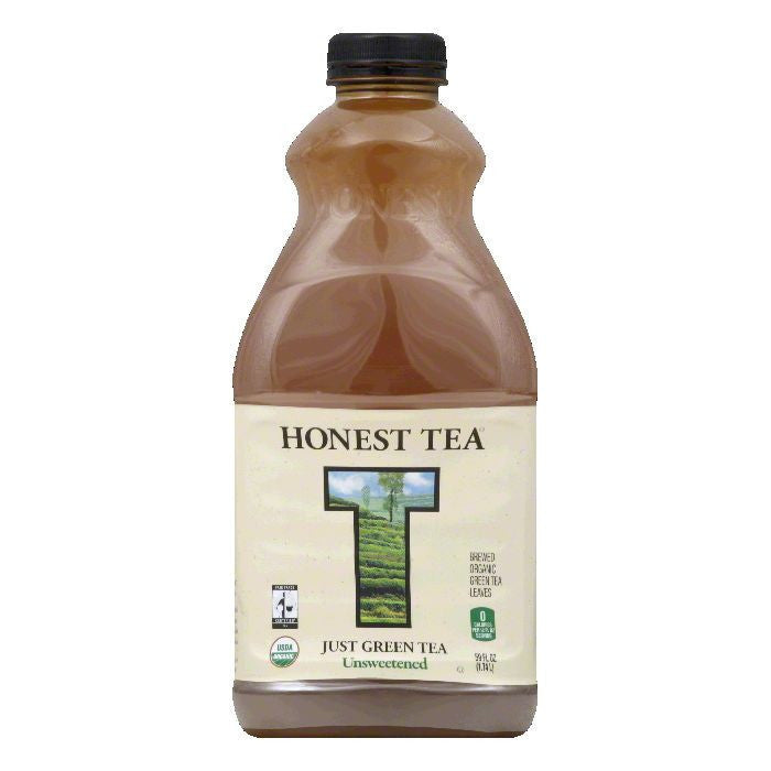 Honest Tea Original Just Green Tea, 59 FO (Pack of 8)