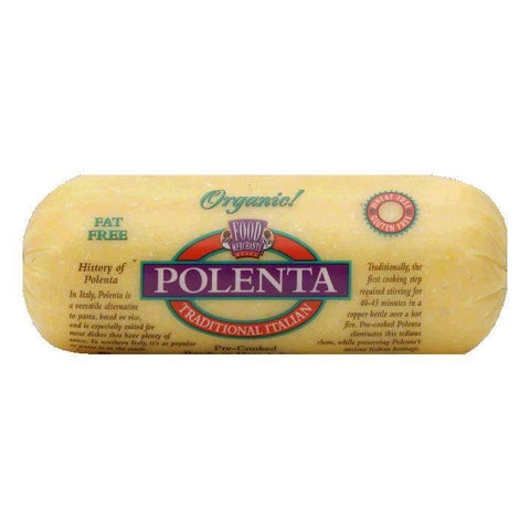Food Merchant Polenta Original, 18 OZ (Pack of 12)