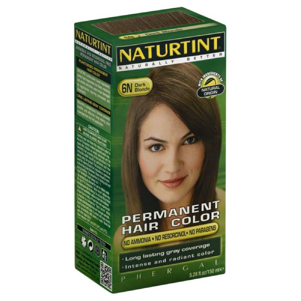 Naturtint Dark Blonde 6N Permanent Hair Color, 5.28 Fo (Pack of 3)