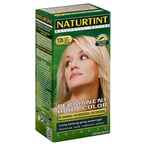 Naturtint Light Dawn Blonde 10N Permanent Hair Color, 5.28 Fo