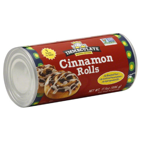 Immaculate Cinnamon Rolls, 16 Oz (Pack of 12)