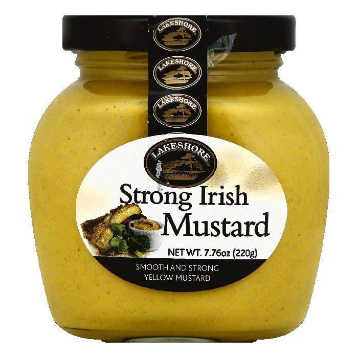 Lakeshore Strong Irish Mustard, 7.76 OZ (Pack of 6)