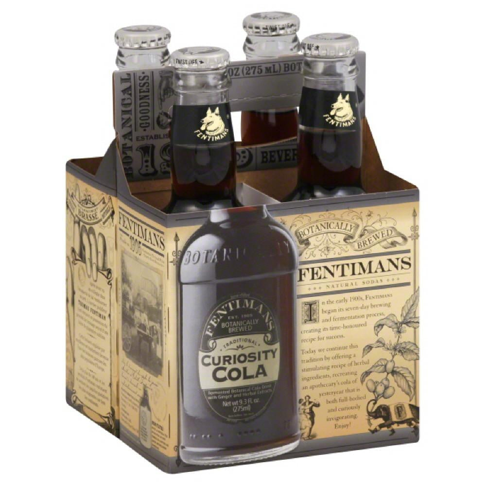 Fentimans Curiosity Cola Cola Drink, 37.2 Fo (Pack of 6)