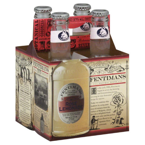Fentimans Rose Lemonade, 37.2 Fo (Pack of 6)