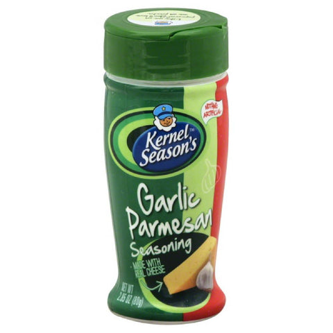 Kernel Seasons Garlic Parmesan Seasoning, 2.85 Oz (Pack of 6)