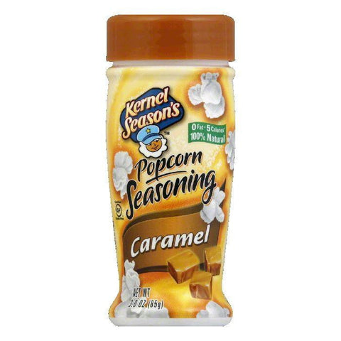 Kernal Seasons Popcorn Seasoning Carmel, 3 OZ (Pack of 6)