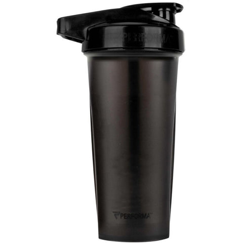 Performa Black Shaker Bottle, (Pack of 1)