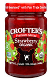 Crofters Strawberry Premium Spread, 16.5 OZ (Pack of 6)
