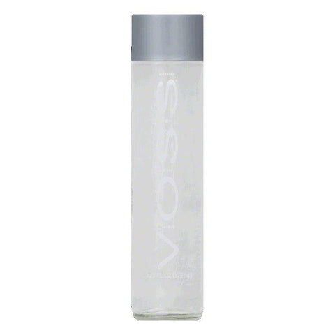 Voss Still Artesian Water, 12.7 OZ (Pack of 24)