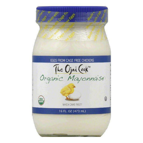 Ojai Cook Mayonnaise, 16 OZ (Pack of 6)