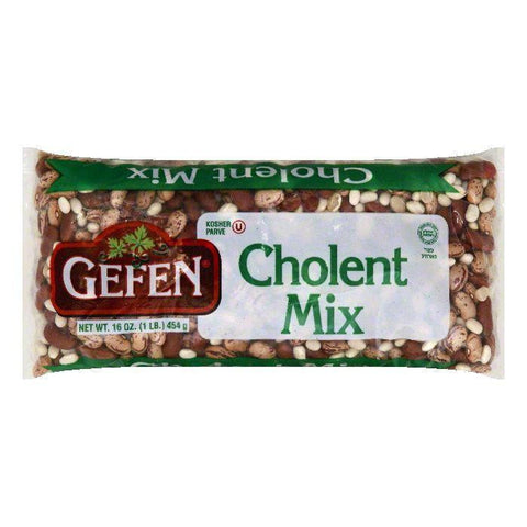 Gefen Cholent Mix, 16 OZ (Pack of 24)
