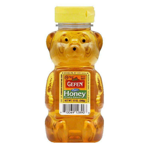 Gefen Cookies Honey Bears, 12 OZ (Pack of 12)