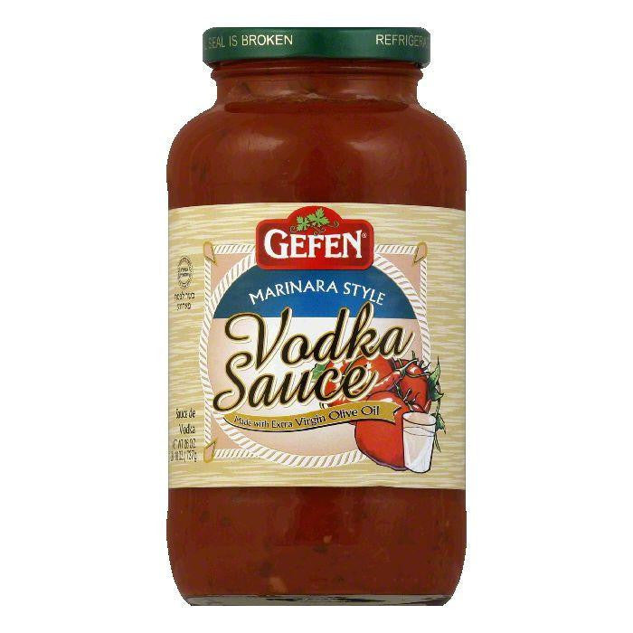 Gefen Pasta Sauce Vodka, 26 OZ (Pack of 12)