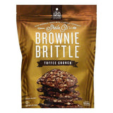 Sheila Gs Toffee Crunch Brownie Brittle, 5 OZ (Pack of 12)