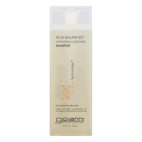 Giovanni Shampoo 50 50 Balanced, 8.5 OZ (Pack of 3)