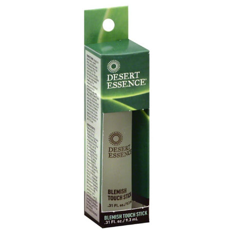 Desert Essence Blemish Touch Stick, 0.31 Oz (Pack of 6)