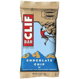 CLIF Bar Chocolate Chip Energy Bar 2.4 Oz (Pack of 12)
